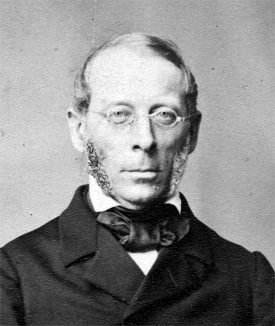 Gomme Frederik Graae (1810-1896)
