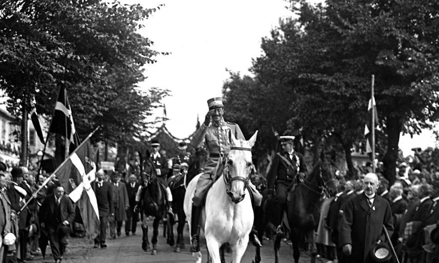 Genforeningen 1920