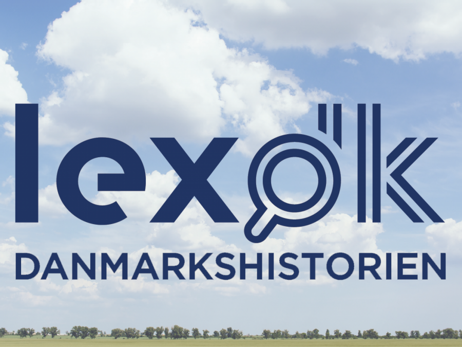 Danmarkshistorien på lex.dk