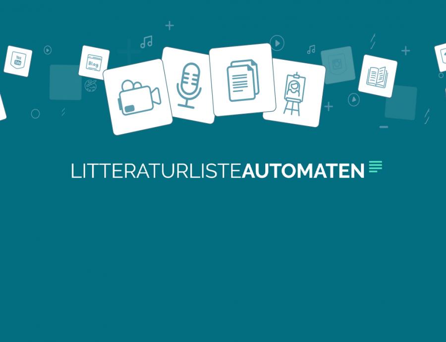 Litteraturlisteautomaten