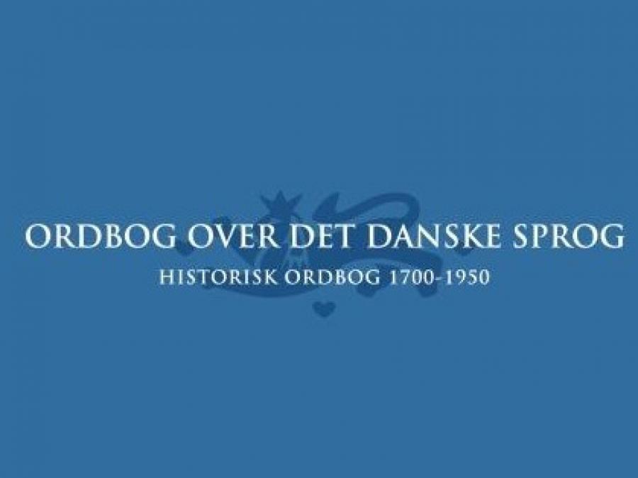 Ordbog over det danske sprog