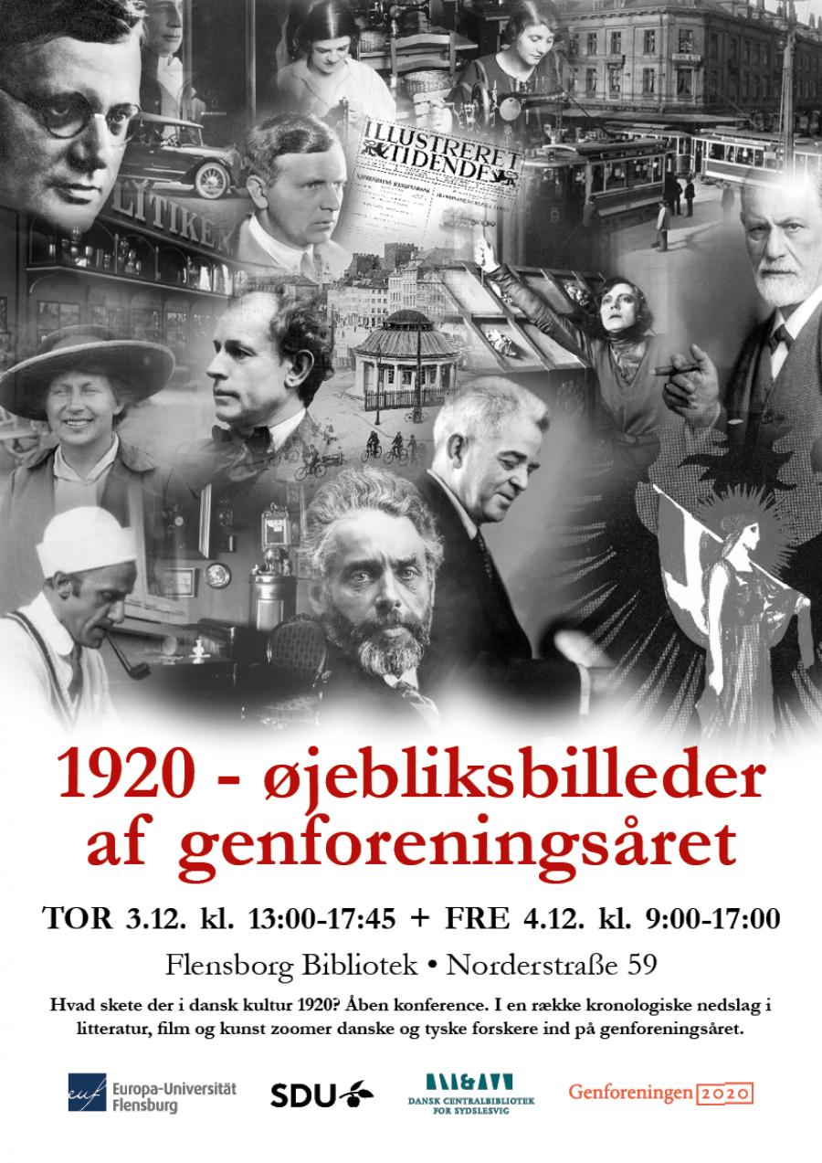 1920 - Øjebliksbilleder af genforeningsåret