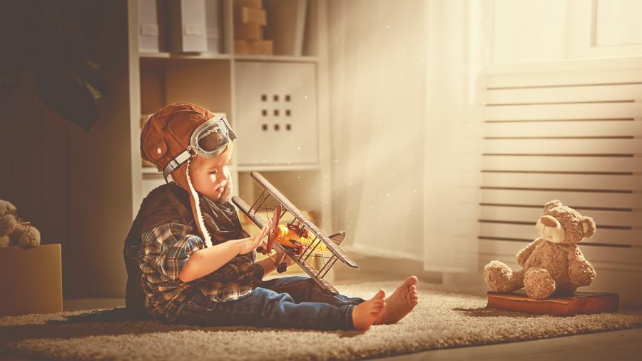 Sange og historier for børn