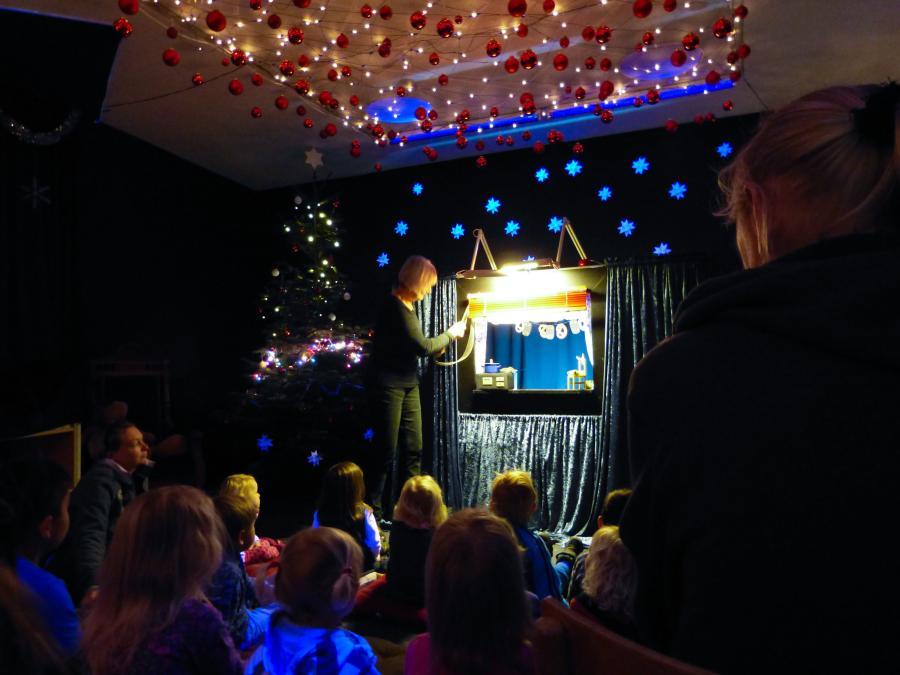 Julehygge i Ansgarhuset