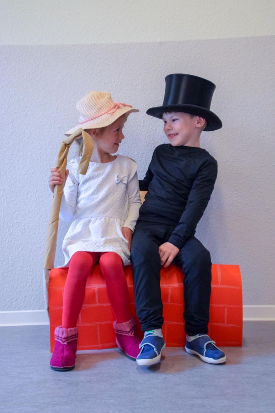 Eventyropera for børn: Hyrdinden og skorstensfejeren