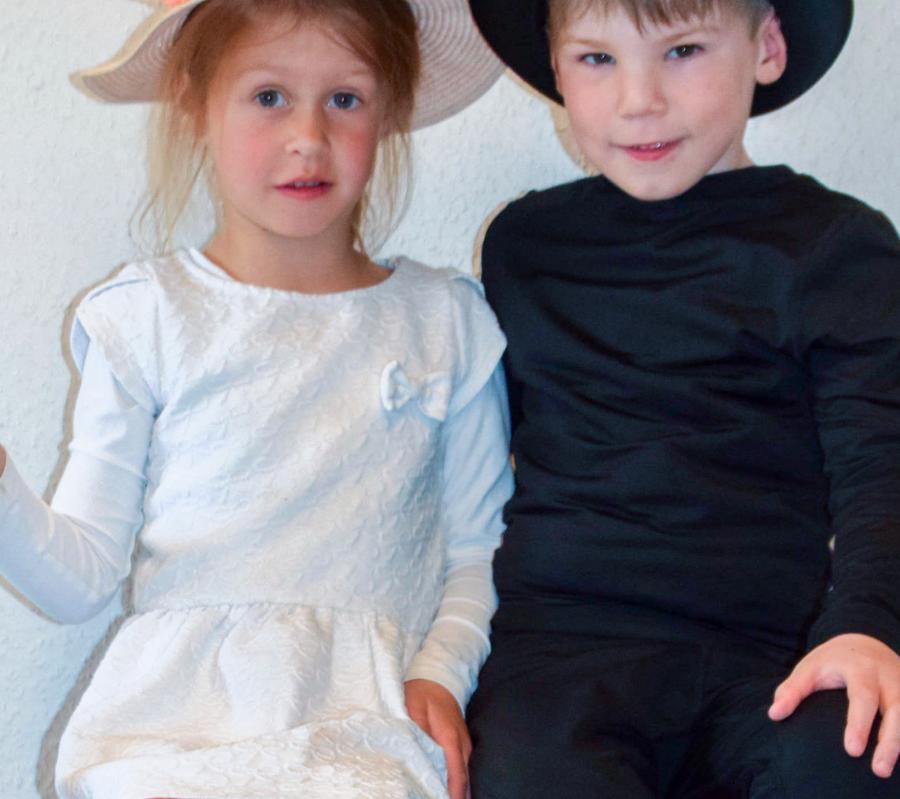 Eventyropera for børn: Kærestefolk