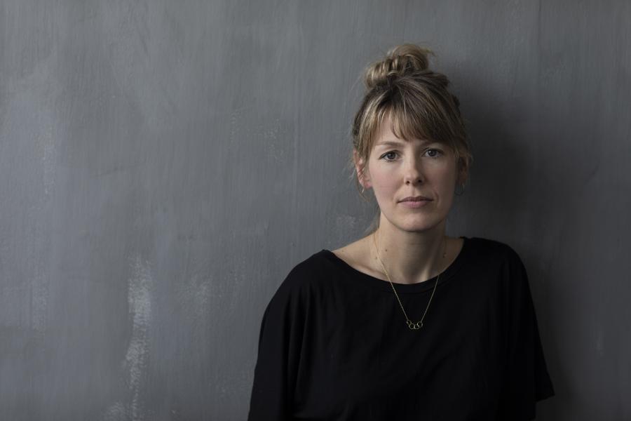 Line Kjeldsen Jensen. Foto: Anders Hviid-Haglund.