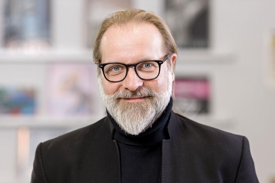 Marco Petersen fra Den Slesvigske Samling
