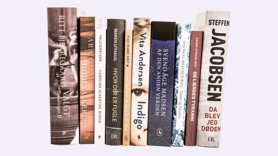 Læsernes bogpris 2018