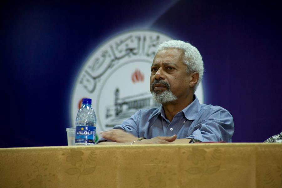 Abdulrazak Gurnah. Foto: WikiCommons