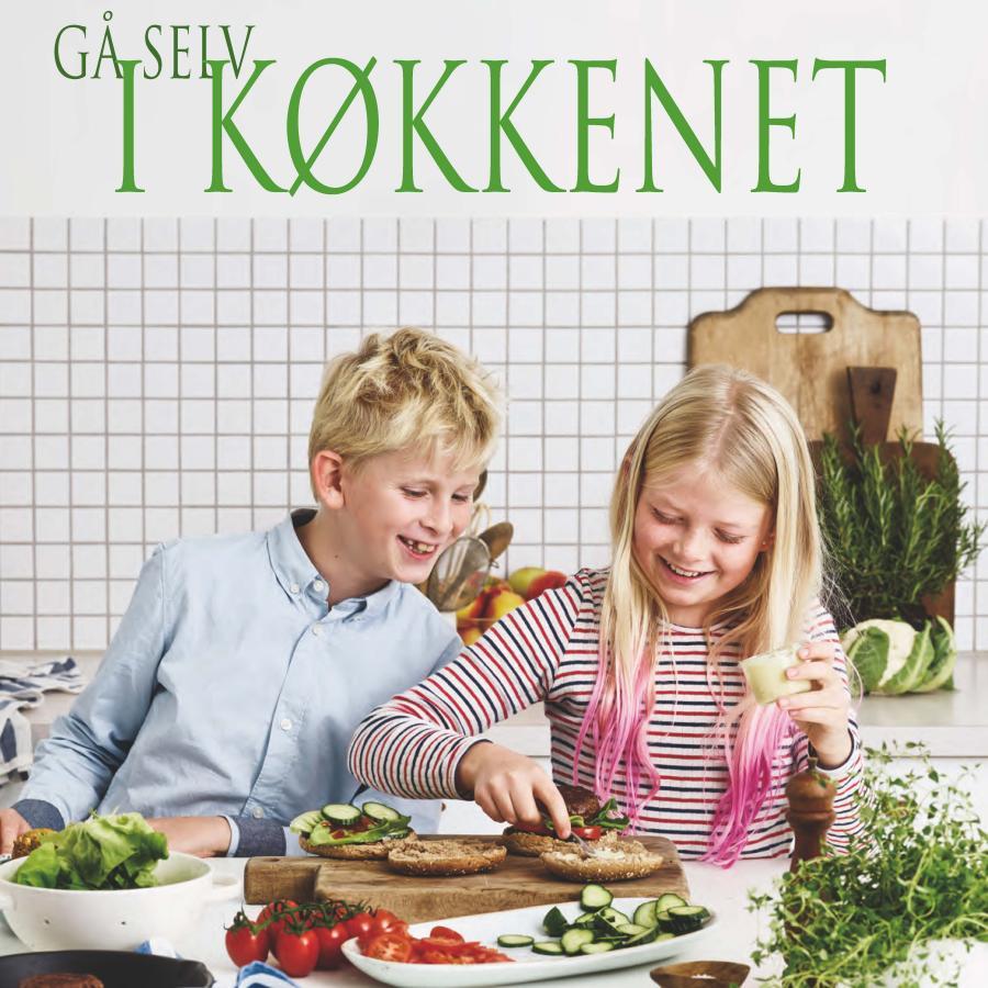Gå selv i køkkenet