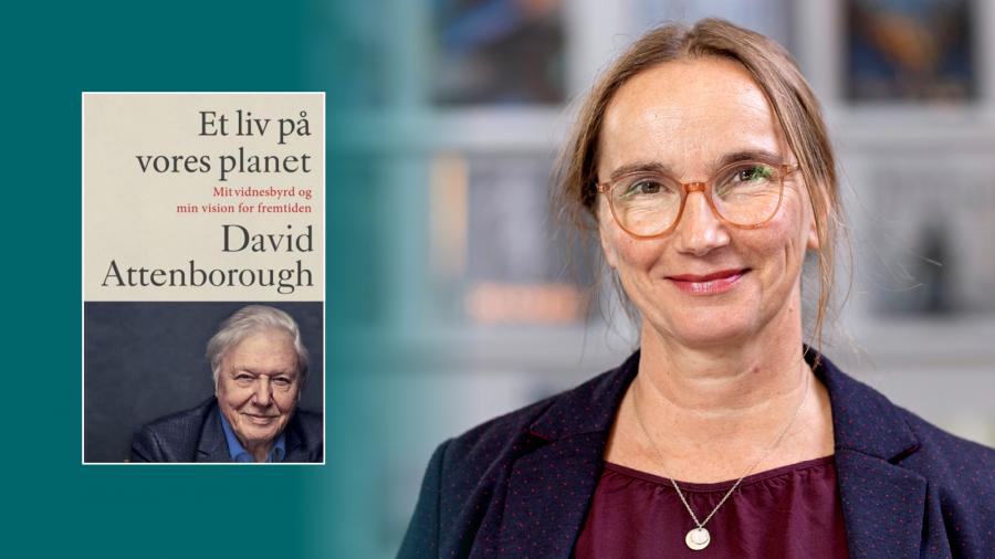 Et liv på vores planet af David Attenborough