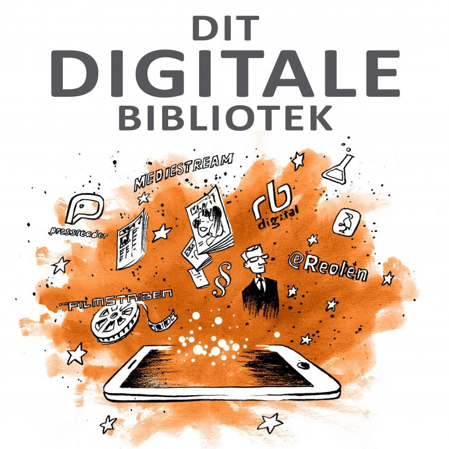 Det digitale bibliotek
