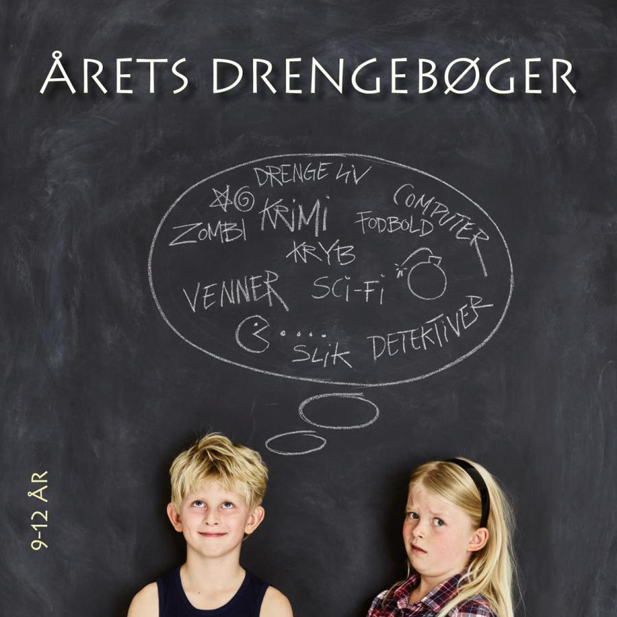 Årets drengebøger