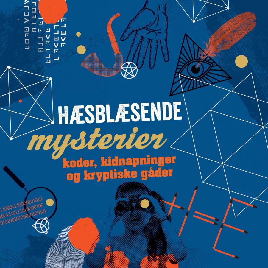 Hæsblæsende mysterier - koder, kidnapninger og kryptiske gåder