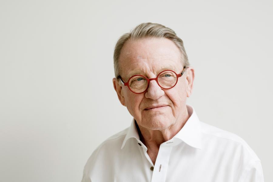 Henning Jensen. Foto: Robin Skjoldborg.