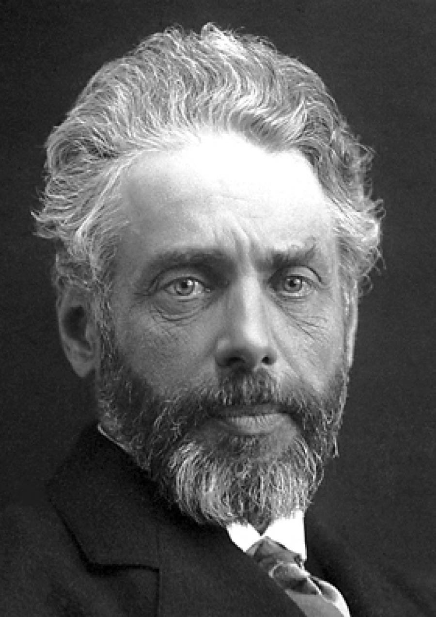 Henrik Pontoppidan (Nobel arkiv)