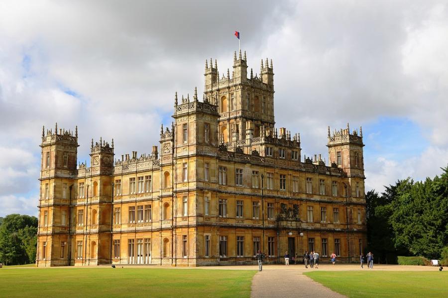 Downton Abbey serien