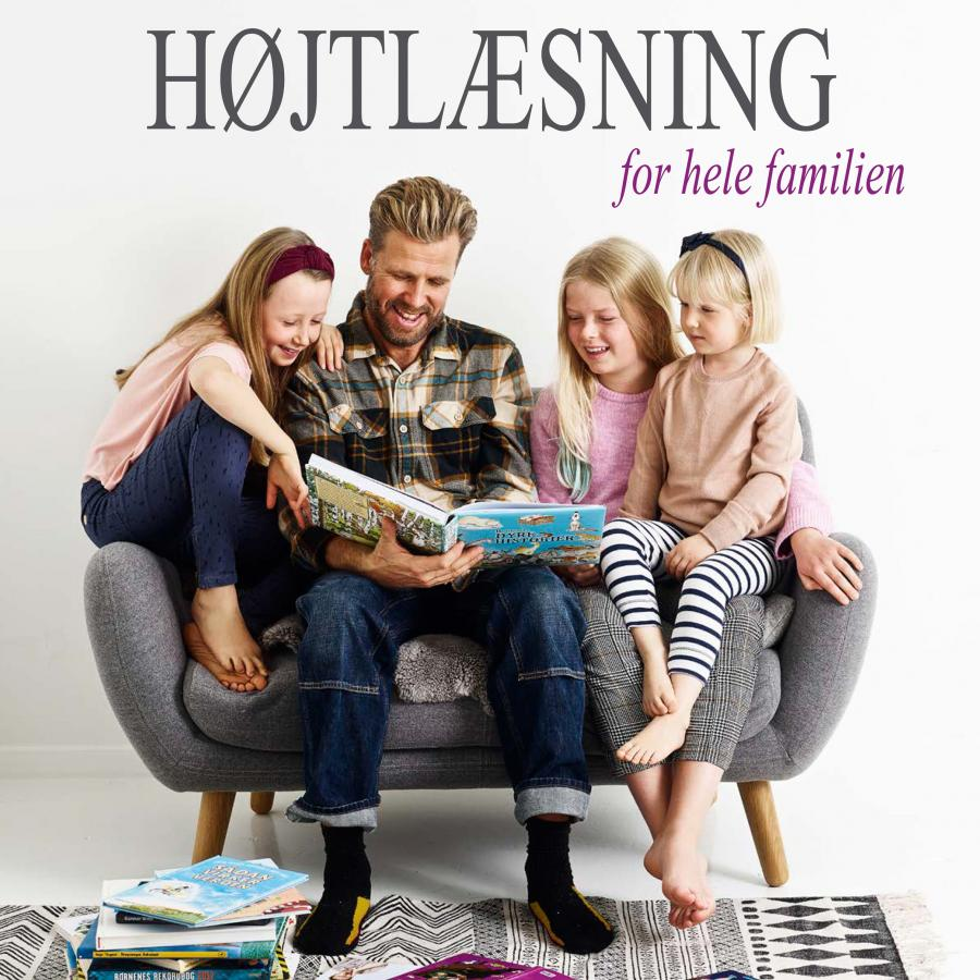 Højtlæsning for hele familien