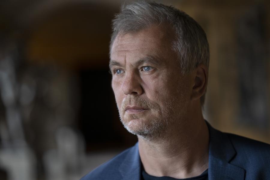 Jesper Stein. Foto: Klaus Holsting.