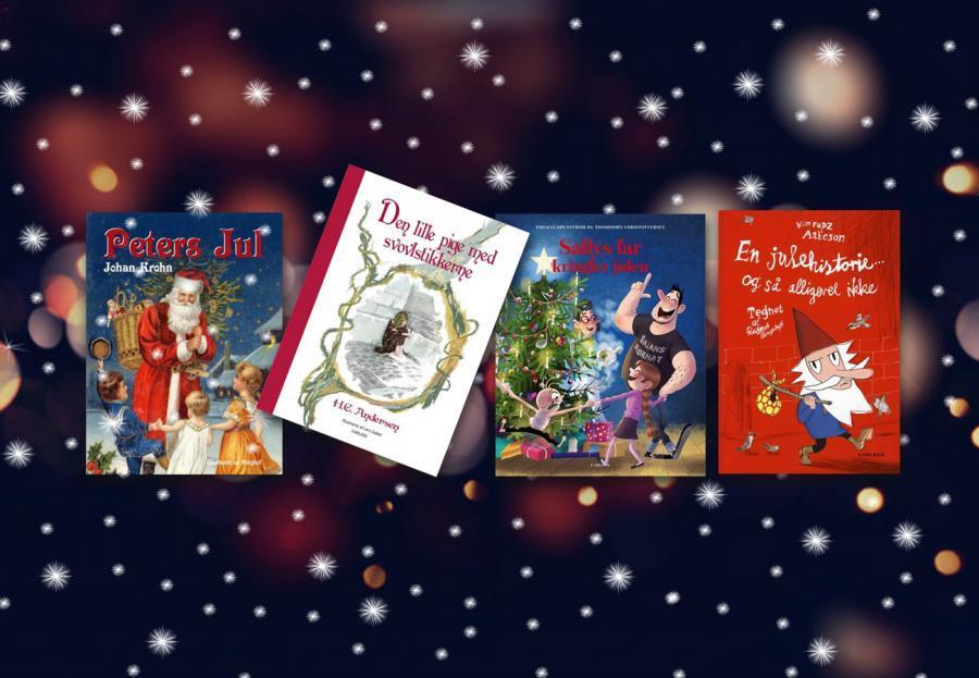 Julehistorier fra 5 år