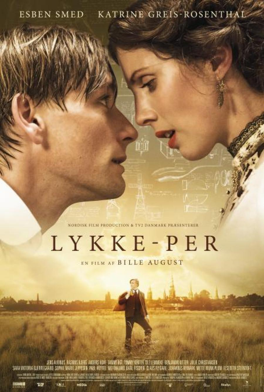 Lykke-Per filmplakat © Nordisk Film