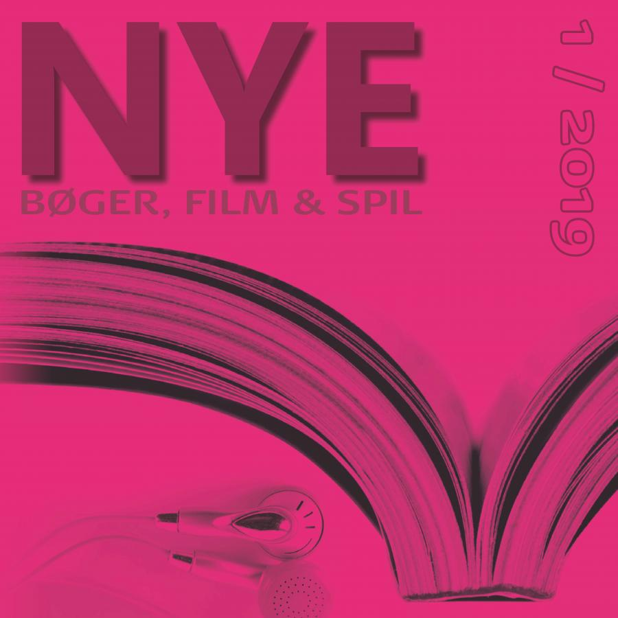 NYE BØGER, SPIL & FILM