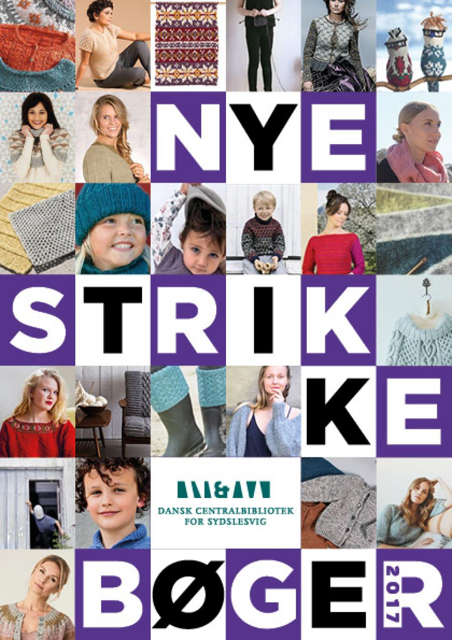 Nye strikkebøger 2017