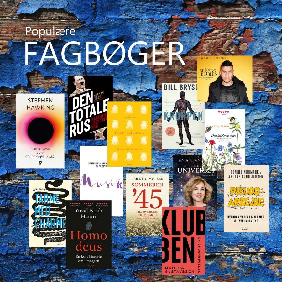 Populære fagbøger