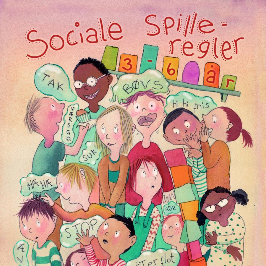 Sociale spilleregler for småbørn