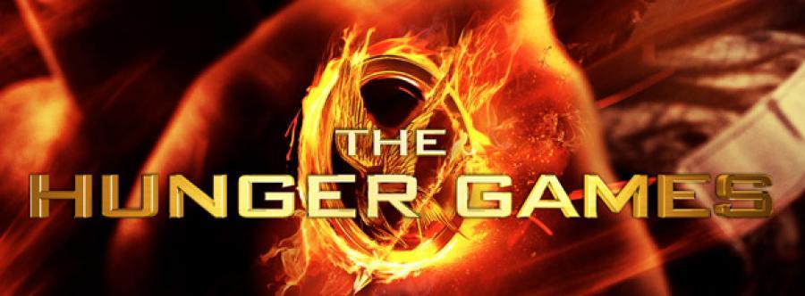 Hunger games banner