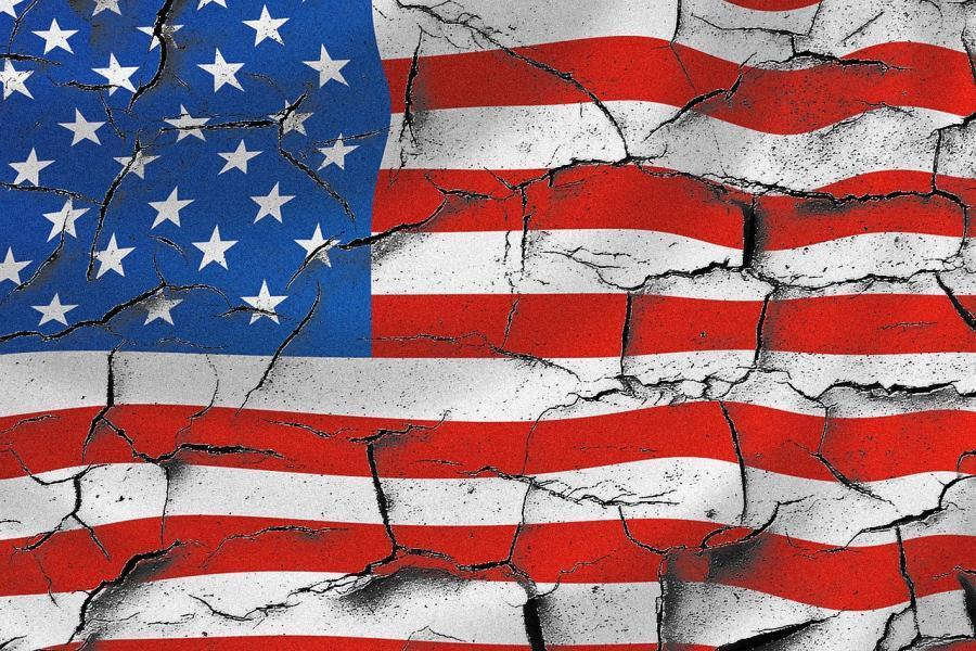 Det splittede Amerika