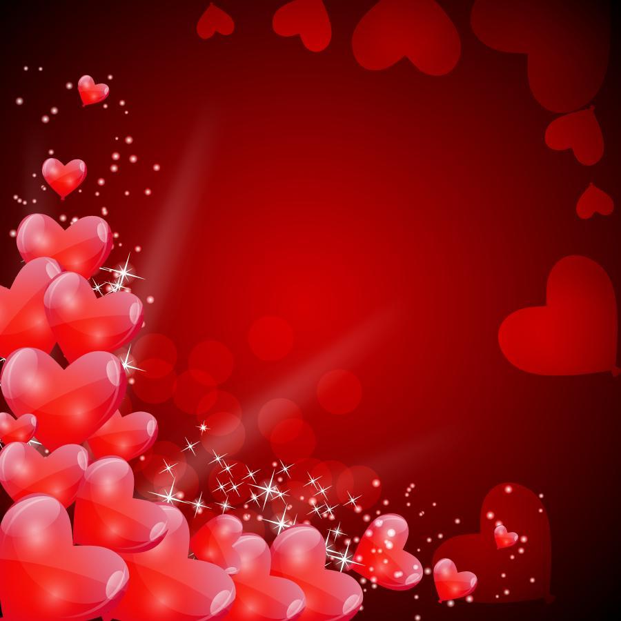 Valentinsdag (Cop. Colourbox)