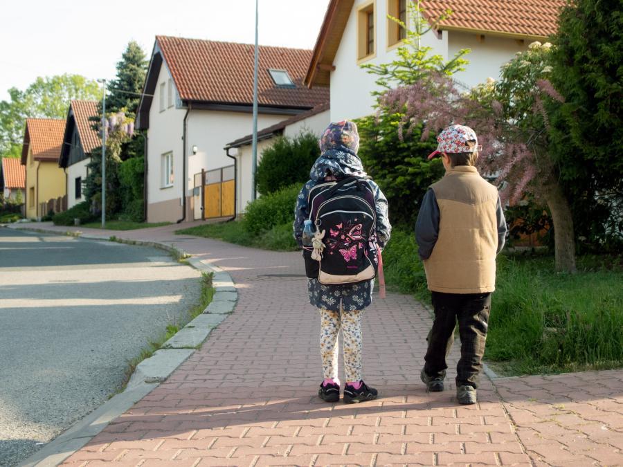 Vejen til skole