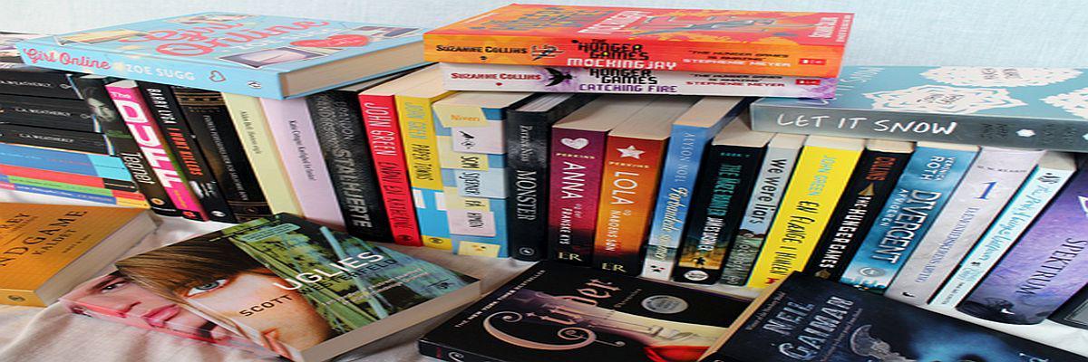 Young adult - bøger for både unge og voksne
