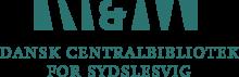 Dansk Centralbibliotek for Sydslesvigs logo